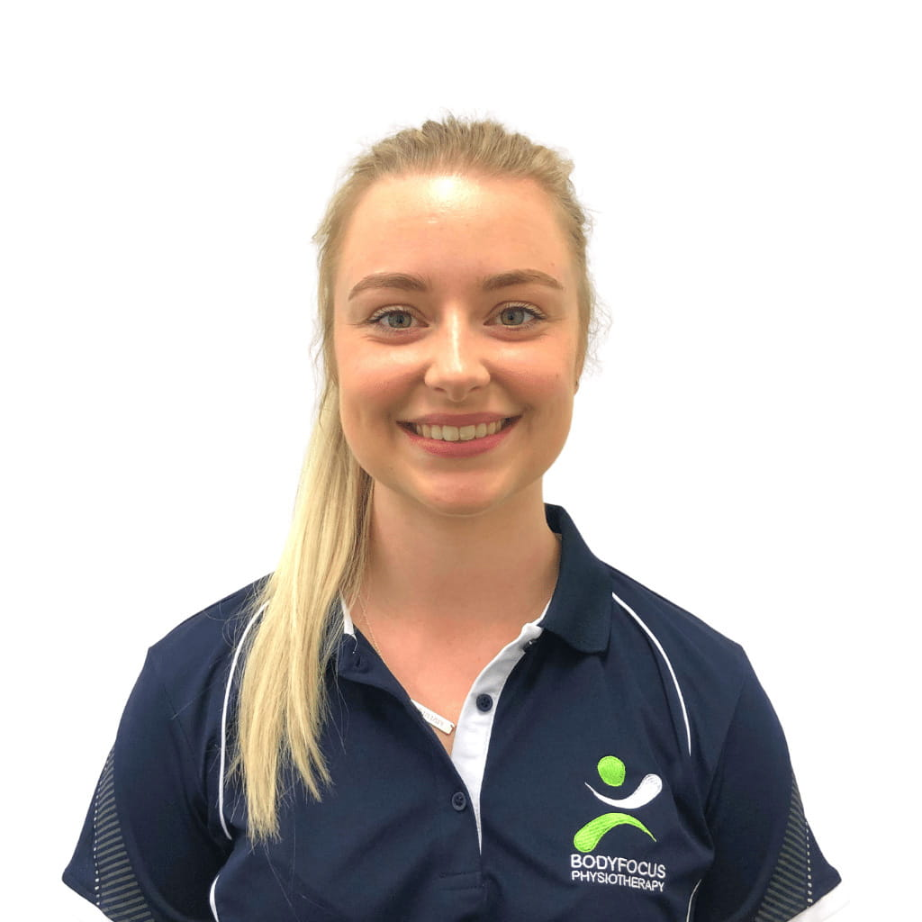 Lucy May Pitt Physiotherapist